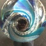 Glass Org - light blue