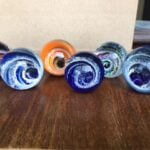 Glass orbs 2