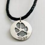 Round Boho Necklace